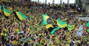 FC Nantes OM Marseille Beaujoire