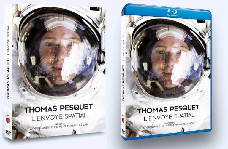 Cinéma. Thomas Pesquet, l'envoyé spatial (en DVD le 5 septembre)