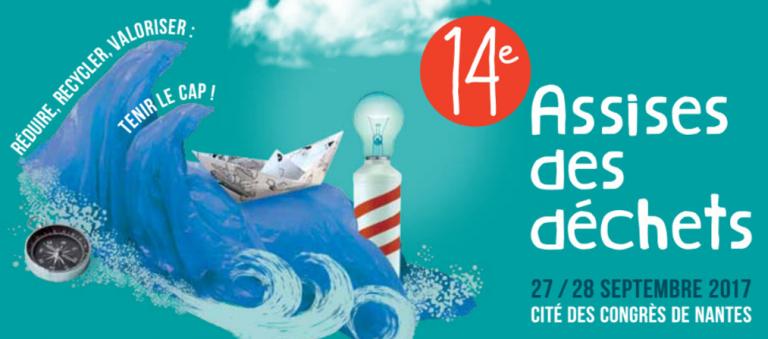 Nantes. 14e Assises des déchets en septembre