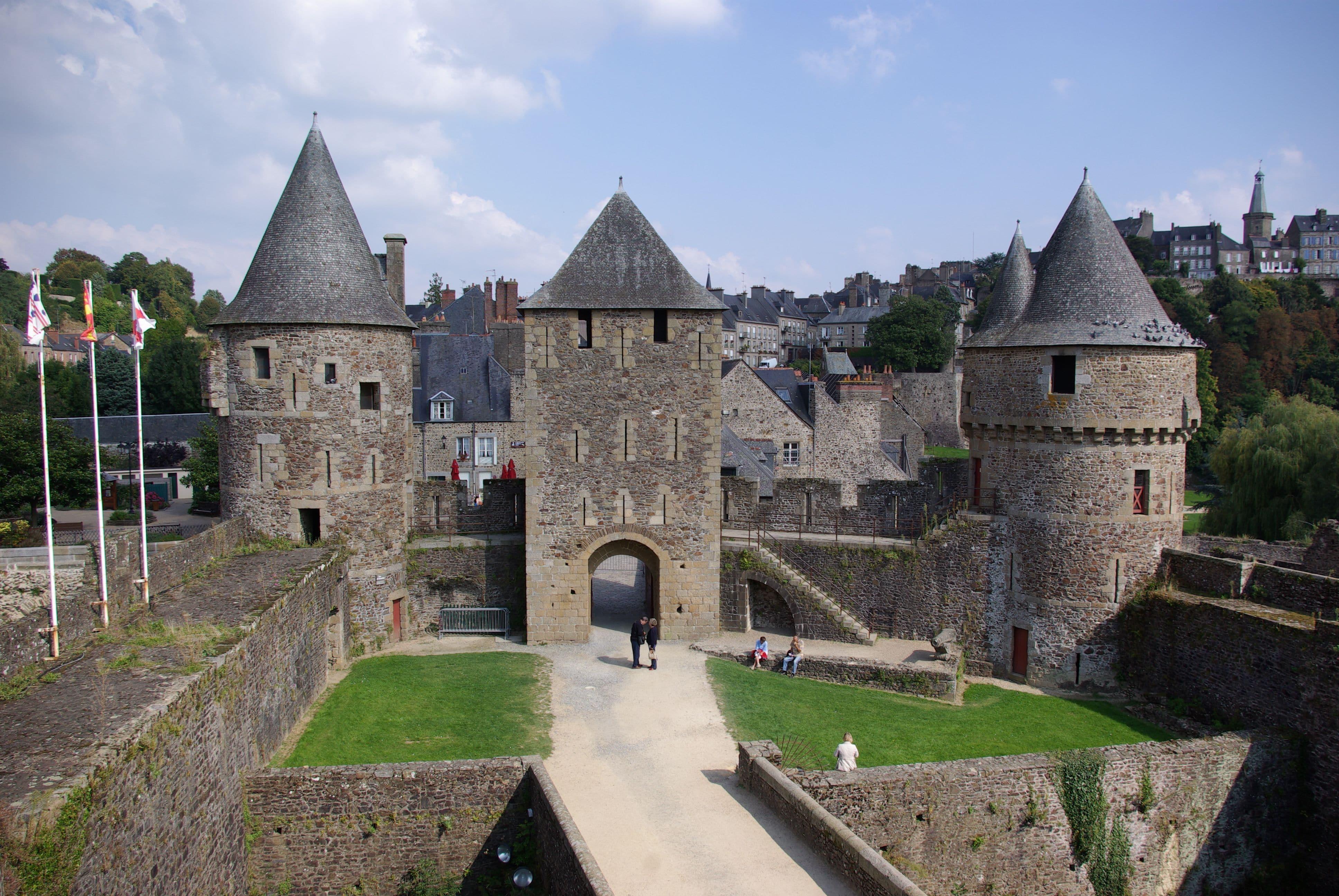 Fougères Tourisme Ille-et-Vilaine