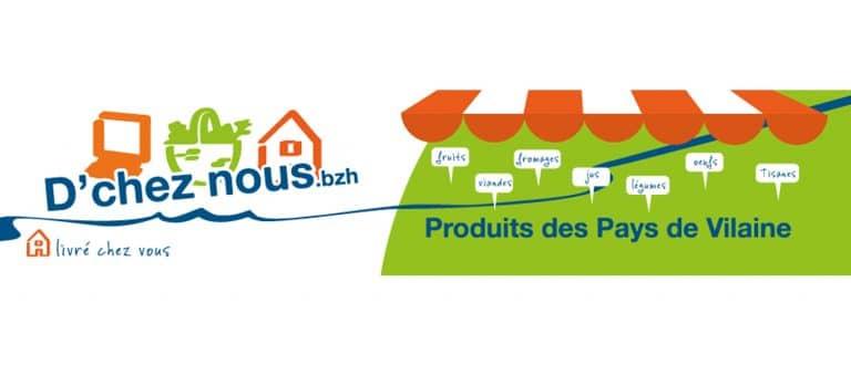 D'chez nous, un site pour consommer local dans les Pays de Vilaine
