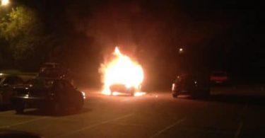 Rennes ZUP Sud Blosne Poterie incendies