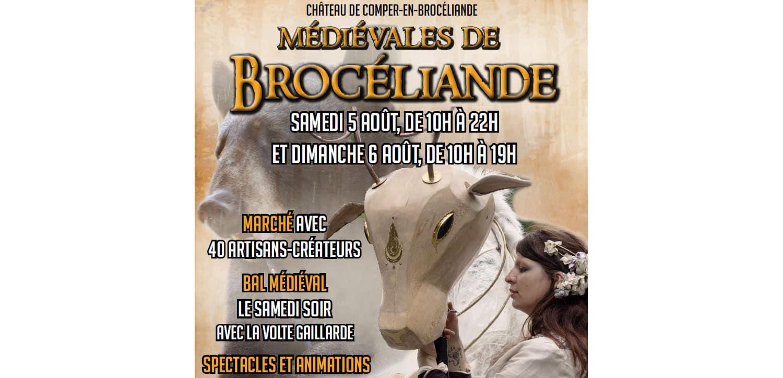 Médiévales Brocéliande