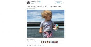 ACLU Twitter