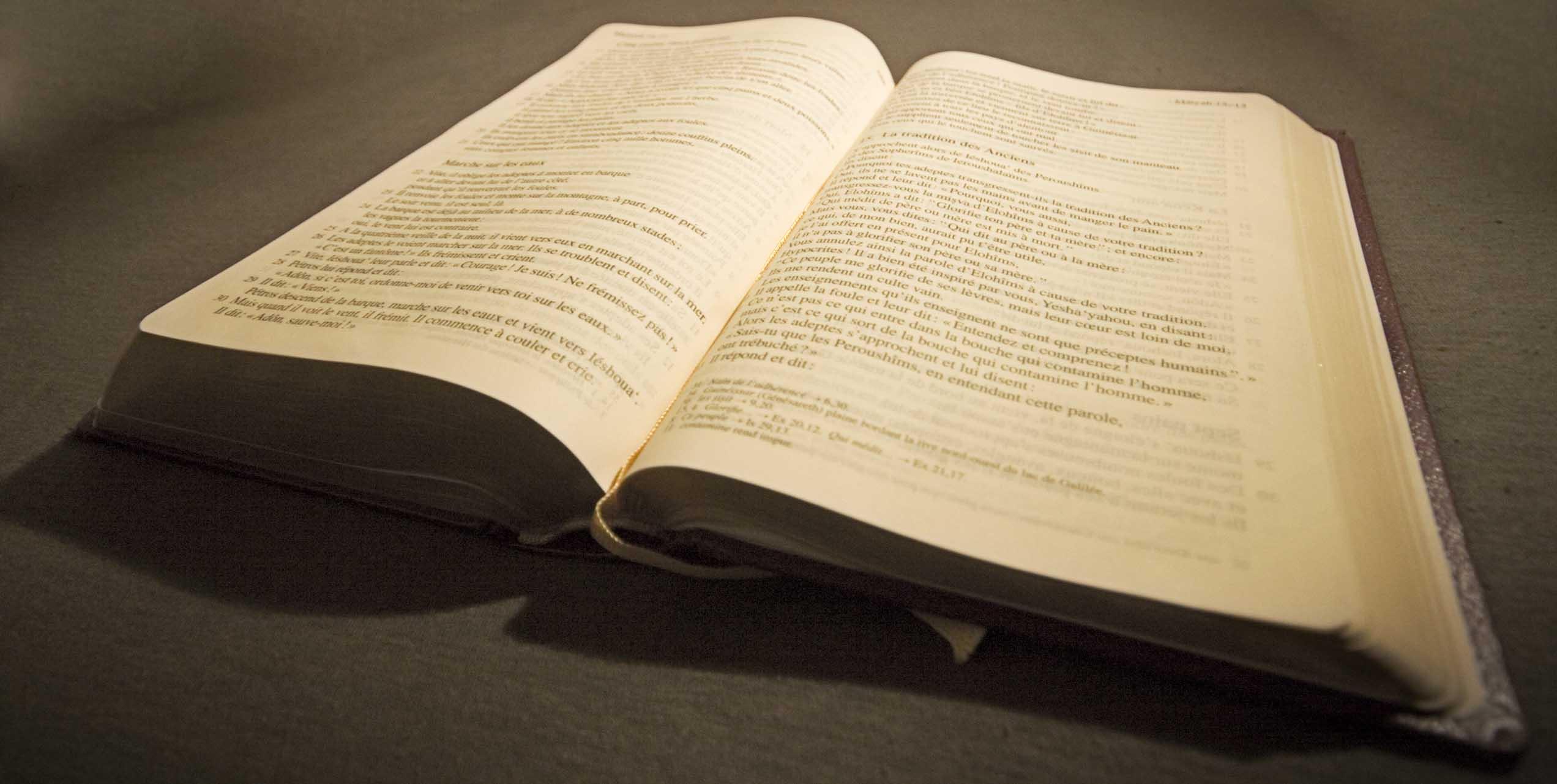 Bible Martiniquais Morlaix