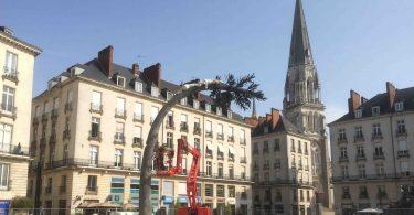 Place Royale Voyage à Nantes