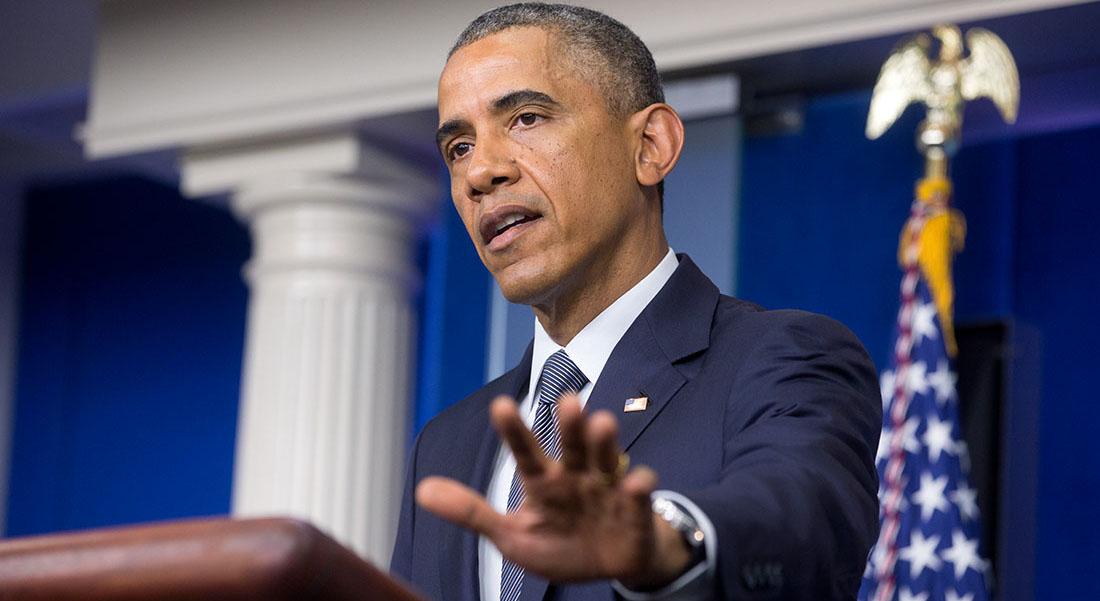 Barack Obama Twitter Charlottesville