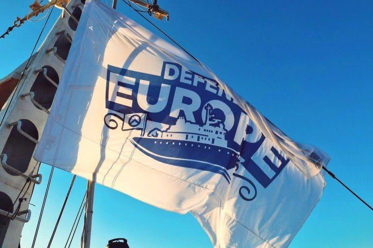 Defend Europe : l'incroyable partialité pro immigration de la presse mainstream
