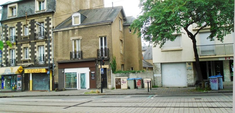 Nantes : une mosquée ouvre incognito près du pont de la Motte Rouge, quartier Saint-Félix