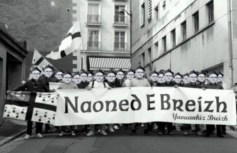 Breizh Manif à Nantes. Yaouankiz Breizh appelle à contrer l'extrême gauche