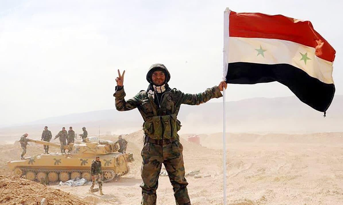Deir Ezzor Syrien Bachar el-Assad