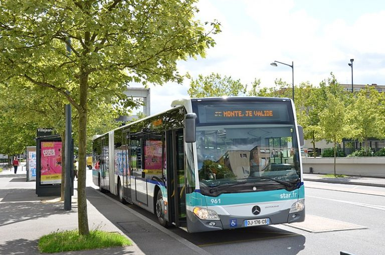 Rennes. Excédés par l'insécurité, les chauffeurs de bus font grève