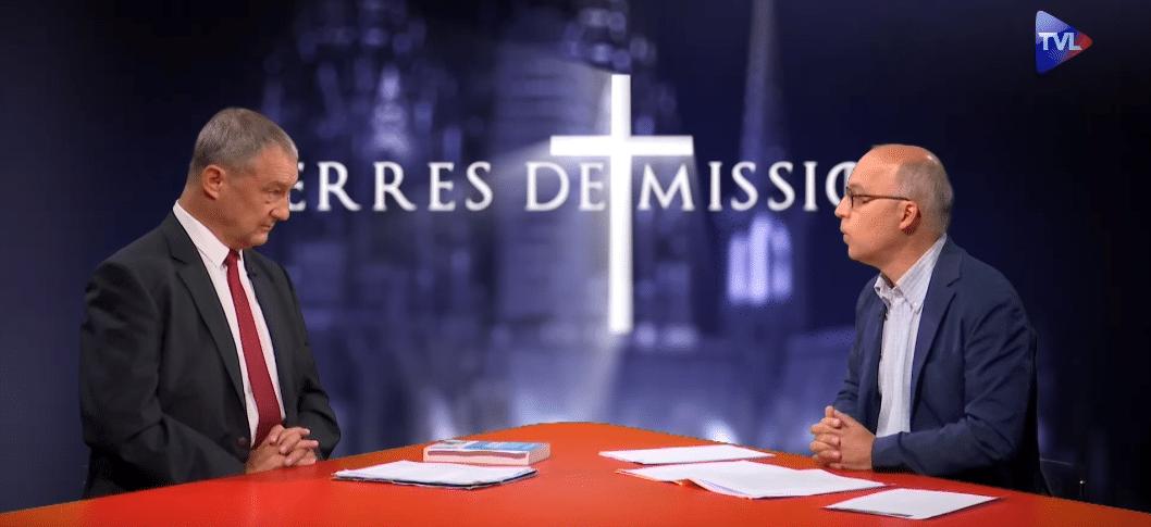 Laurent Dandrieu Pape Crise migratoire migrants