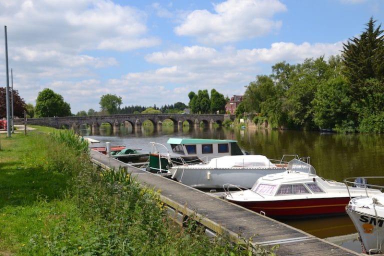 Les 250 ans du Pont de Pont-Réan (35) fêtés dans le cadre des journées du patrimoine