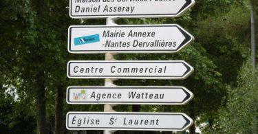 Nantes Dervallières