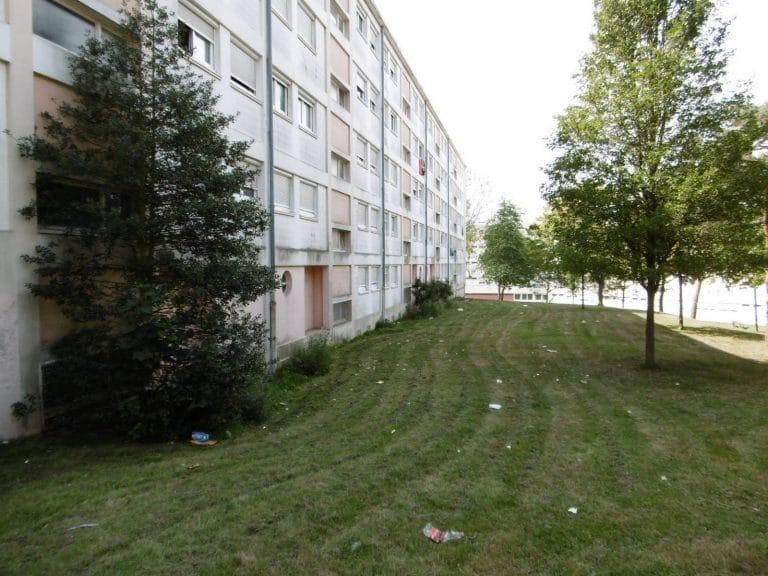 Nantes: aux Dervallières à nouveau des coupures d'eau au Building