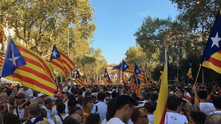 L'extrême gauche (CUP) s'est effondrée en Catalogne