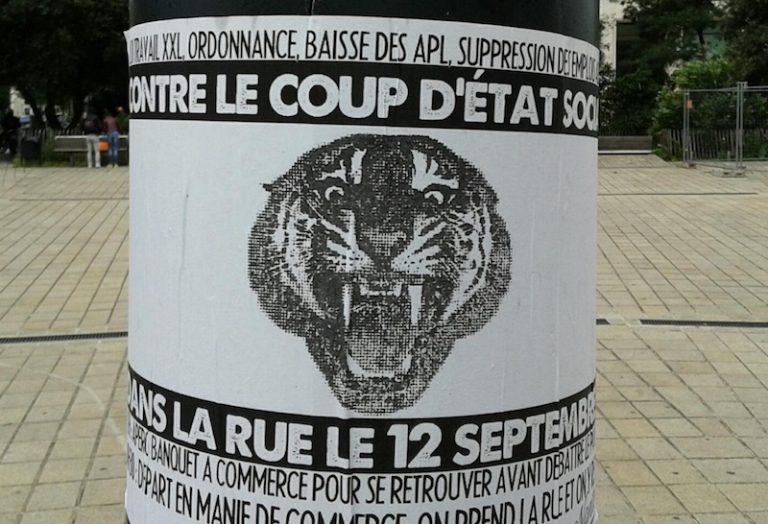Nantes: manifestation à hauts risques et actes de délinquance