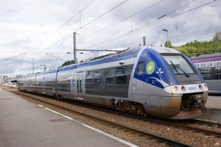 Bretagne administrative. Le train (TER) en illimité pour 10 € cette semaine avec la SNCF