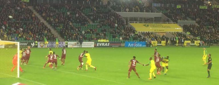 FC Nantes – FC Metz : la victoire malgré le relâchement