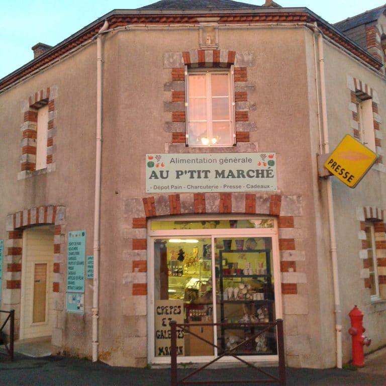 Saint-Omer de Blain: un repreneur pour l'épicerie début 2018