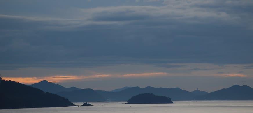 Hainan Pollution Asie 4 000 ans