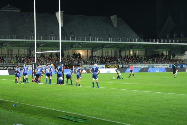 Rugby. RC Vannes – Montauban (12-19) : La Rabine est tombée …
