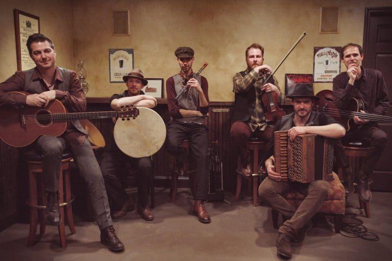 Liffré (35). Le groupe de pop irlandaise « Doolin' » en concert le 14 octobre