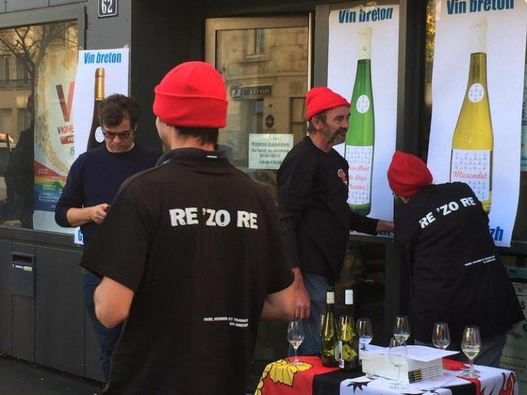Après l'opération contre Interloire, le groupe « frelon » des Bonnets rouges s'explique