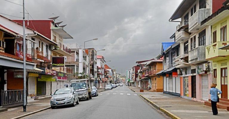 La Guyane saturée par l'immigration clandestine