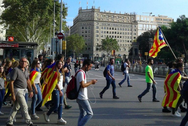 En Catalogne, l'Espagne a-t-elle perdu la bataille de la jeunesse?