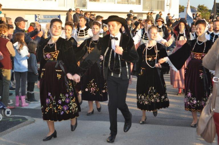 750 musiciens et danseurs attendus pour le festival Presqu'île Breizh de Quiberon