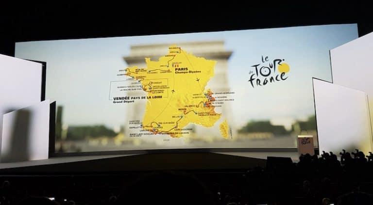 Tour de France 2018. Le parcours complet et les étapes bretonnes en détail