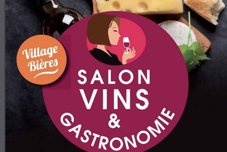 28 octobre – 1er novembre : salon des vins et de la gastronomie à Rennes
