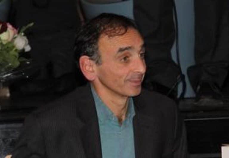 Eric Zemmour en conférence à Nantes le 26 novembre