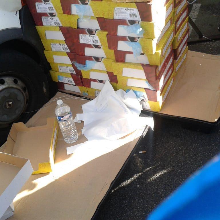 Nantes. Du poulet vendu sans aucun respect des normes sanitaires sur le marché de la Petite Hollande