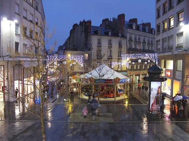 Nantes: incivilités et marginaux rue du Calvaire exaspèrent les riverains