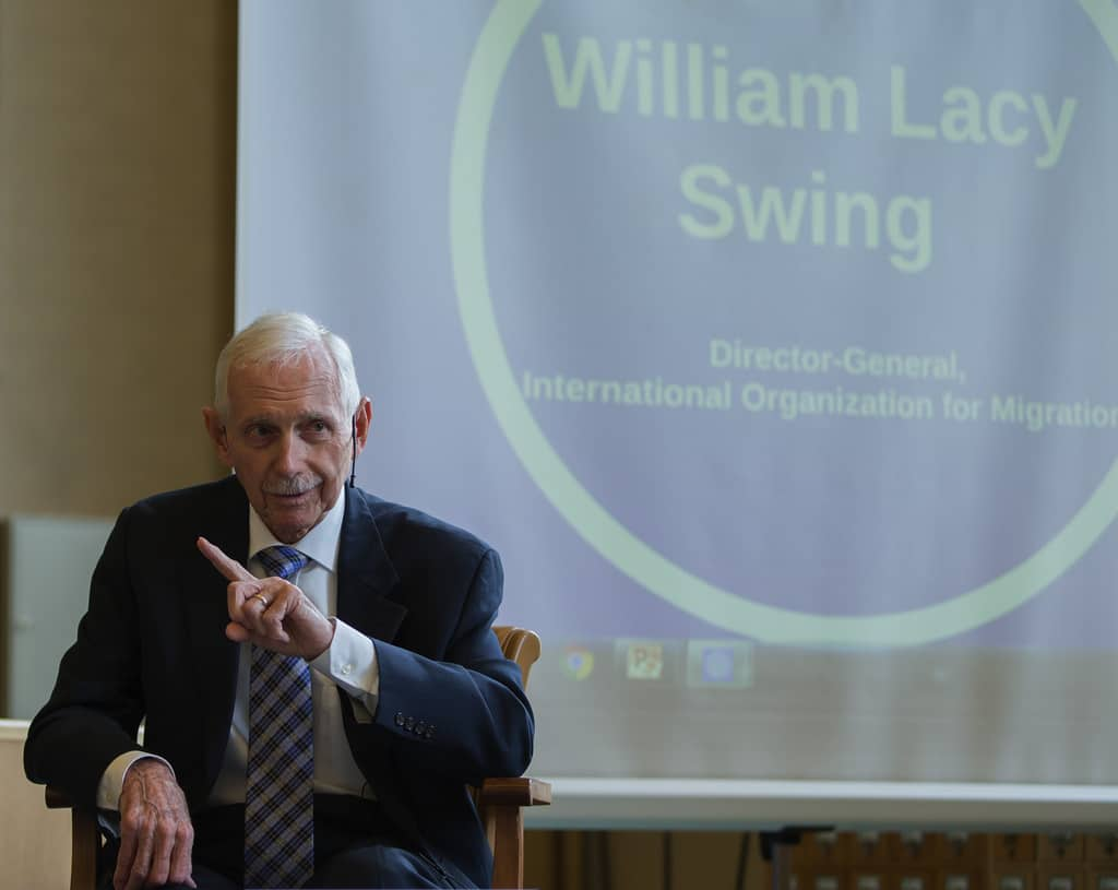 William Lacy Swing