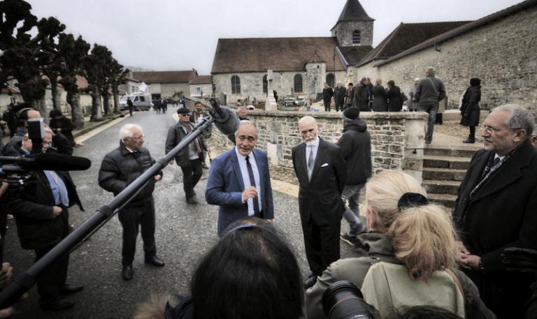 Colombey-les-deux-églises : fondation du Conseil national de la résistance européenne