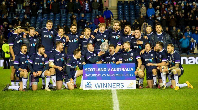Rugby. L'Ecosse, en route vers le gain du Tournoi des Six Nations ?