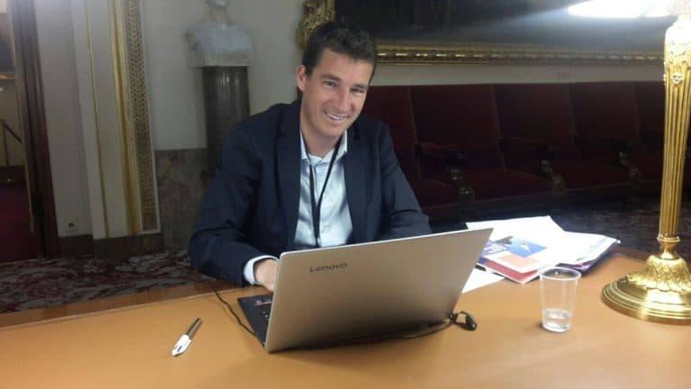 Gaël Le Bohec (député LREM) s'engage pour la construction d'un lycée à Guichen [Interview]