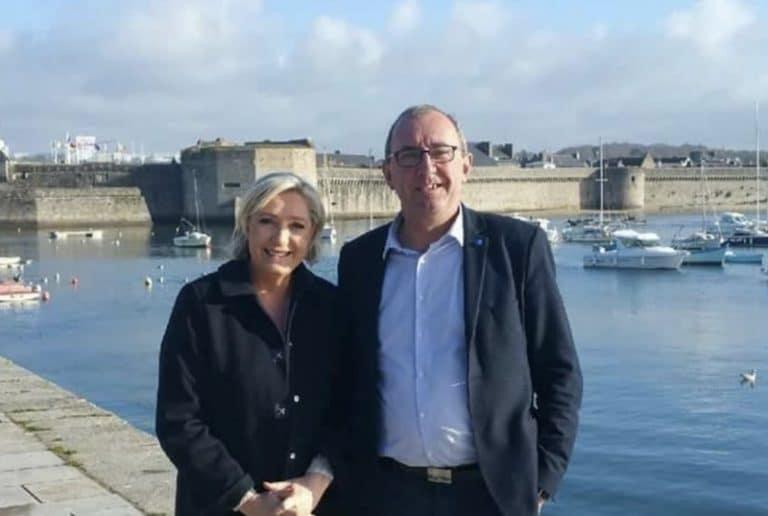 Gilles Pennelle (FN) sur l'identité bretonne : « je ne suis pas un jacobin »