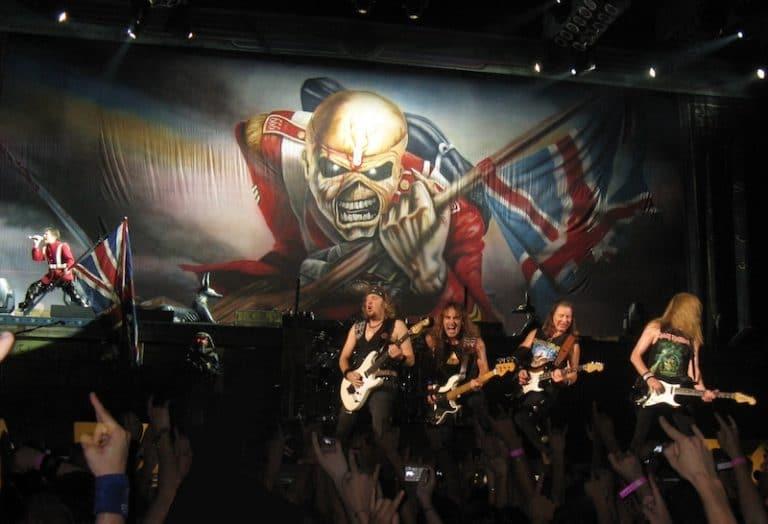 Clisson. Iron Maiden première tête d'affiche du Hellfest 2018