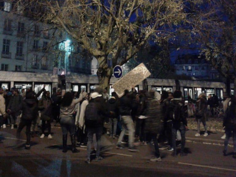 Nantes. «Sales putes de Blancs ! » La manifestation contre l'esclavage en Libye tourne à l'émeute ethnique