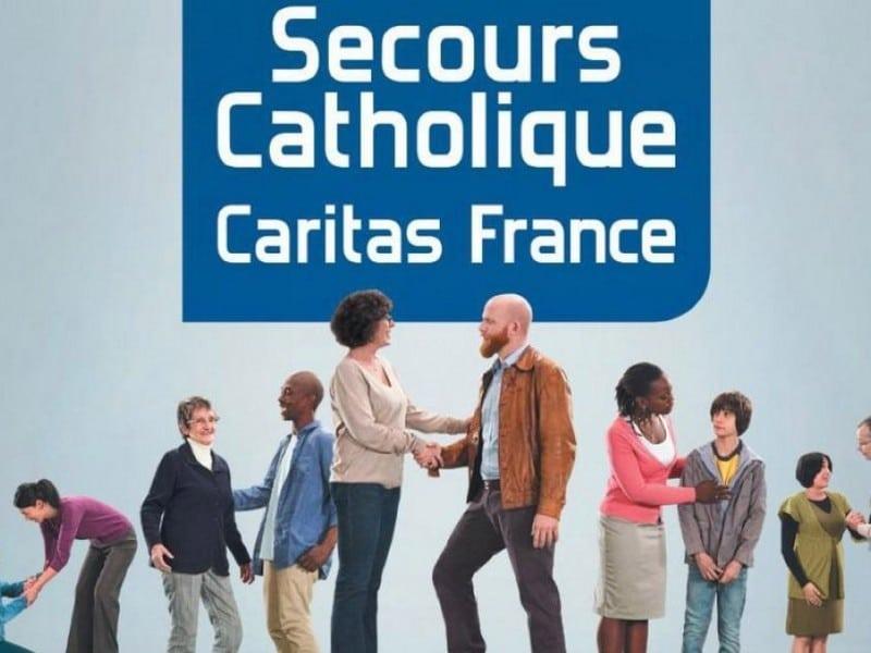 Le Secours catholique alerte sur la précarité en France mais accueille 39% d'étrangers # Secours Catholique Rosny Sous Bois