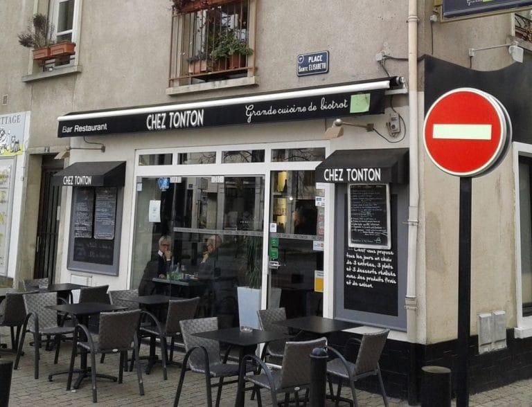 Nantes: Chez Tonton, pas flingué par le montant de l'addition