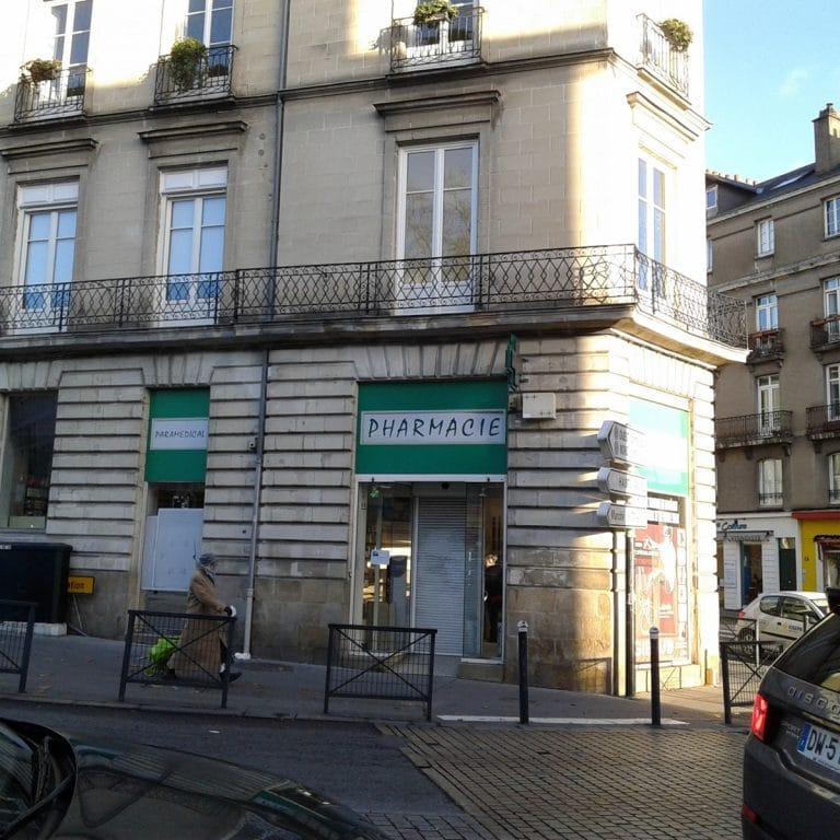 Aline Tissot (pharmacienne à Nantes) : « Dans le département, 20 pharmacies ont fermé depuis le début de l'année.»