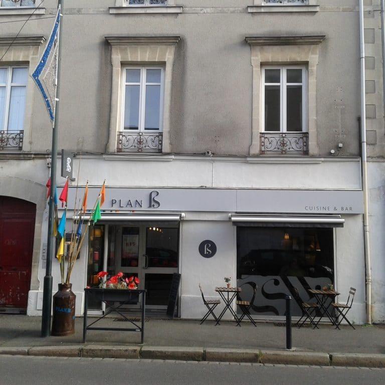 Nantes: Le plan B, rue Fouré, un restaurant qui mérite d'être un plan A