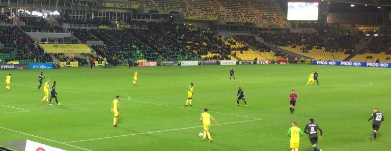 Le FC Nantes chute à la Beaujoire face à Nice (1-2)
