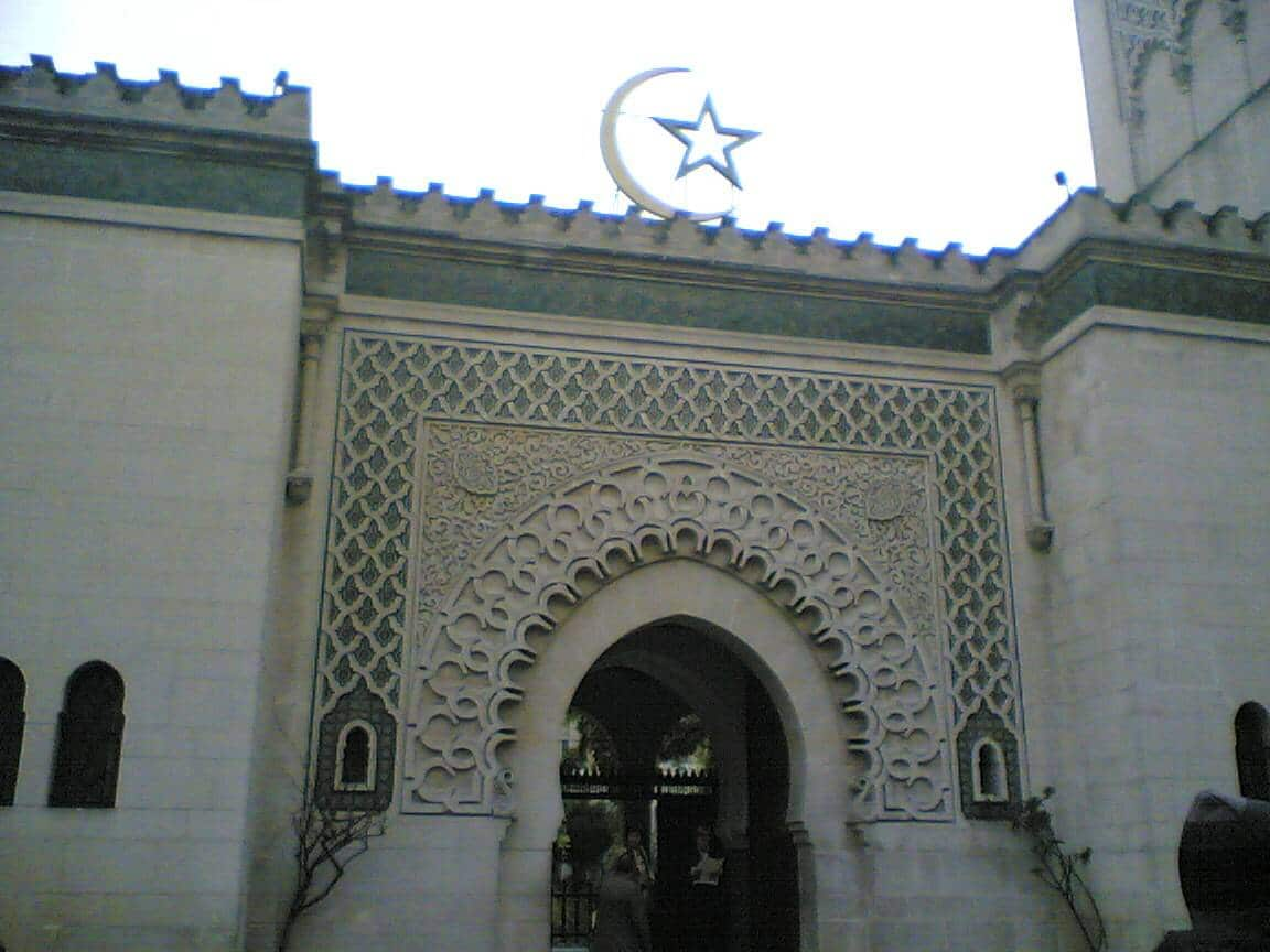 La_Grande_Mosquee_Du_Paris